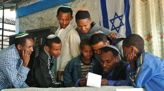 Falashmura Emigration From Ethiopia